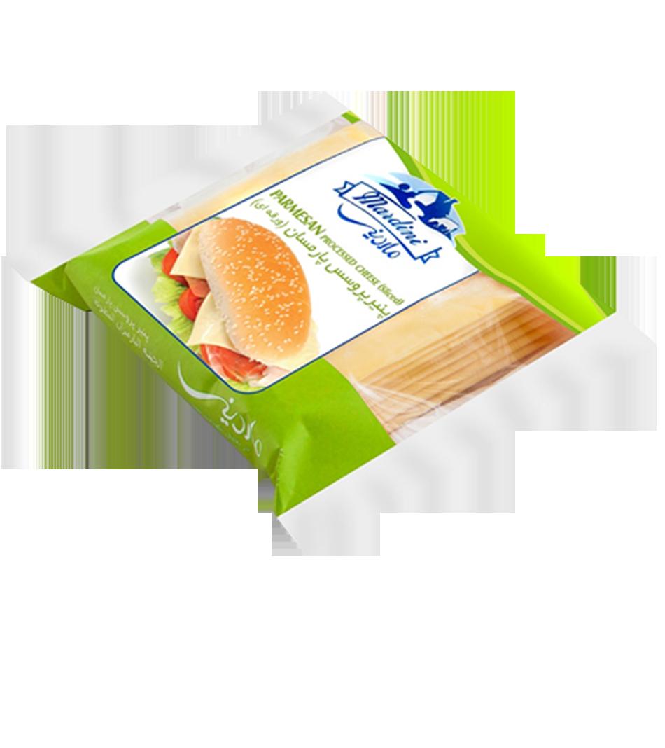 پنیرهای ورقه ای پارمسان
